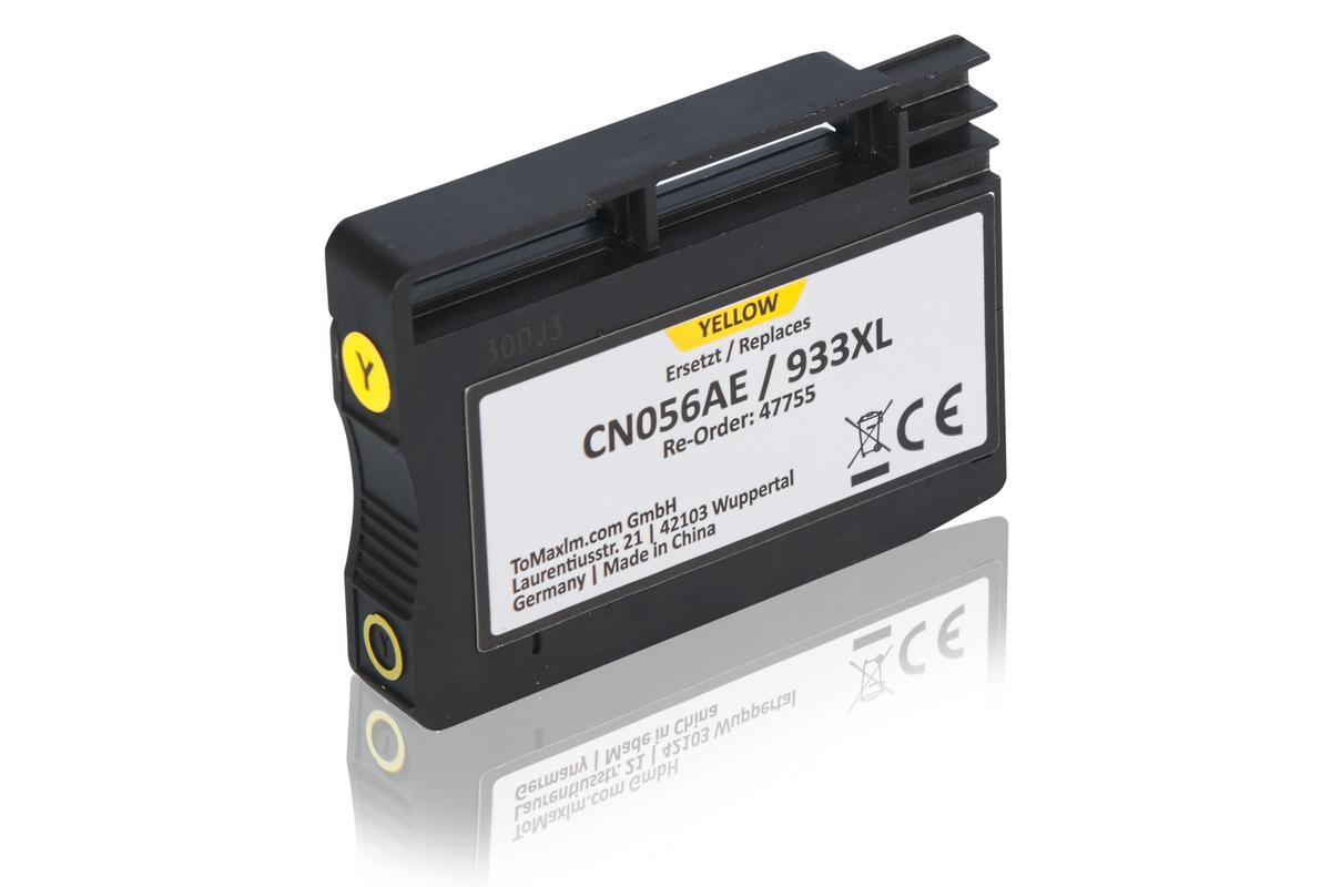 Kompatibel zu HP CN056AE / 933XL Tintenpatrone, gelb