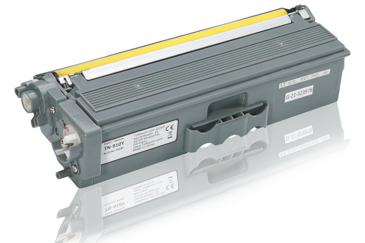 Kompatibel zu Brother TN-910Y Tonerkartusche, gelb