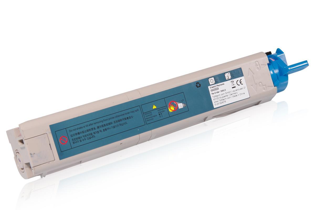 Kompatibel zu OKI 43459329 / C3300 Tonerkartusche, gelb