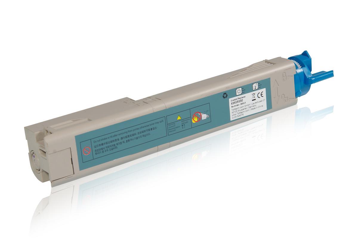 Kompatibel zu OKI 43459330 / C3300 Tonerkartusche, magenta