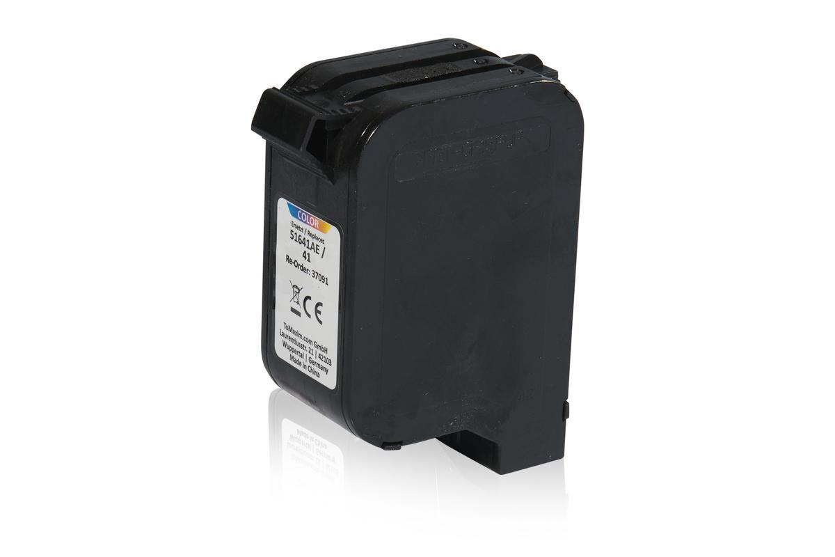 Kompatibel zu HP 51641AE / 41 Druckkopfpatrone, color