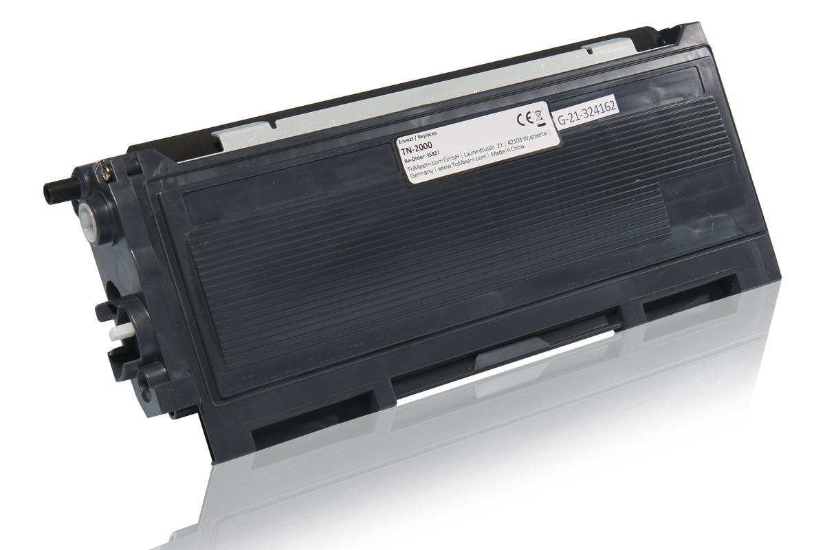 Kompatibel zu Brother TN-2000 Tonerkartusche, schwarz