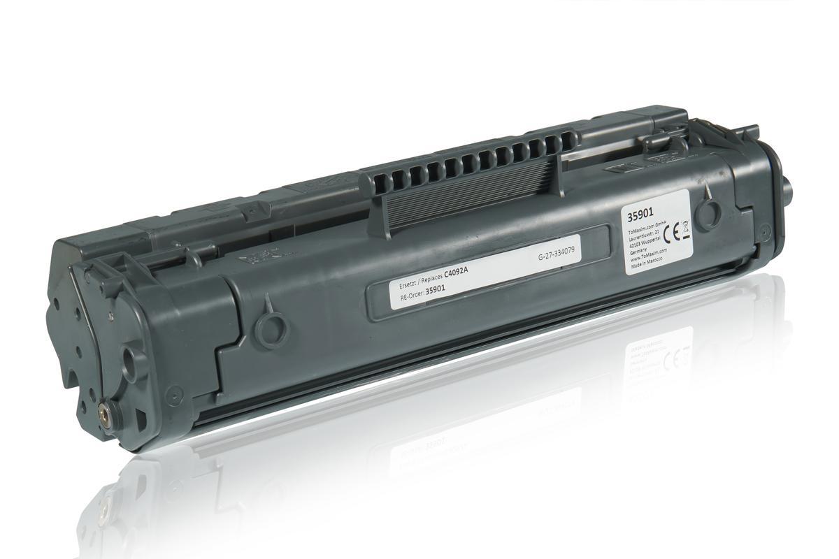 Kompatibel zu HP C4092A / 92A XL Tonerkartusche, schwarz