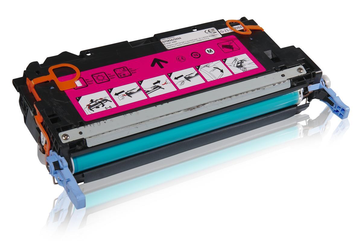 Kompatibel zu HP Q7583A / 503A Tonerkartusche, magenta