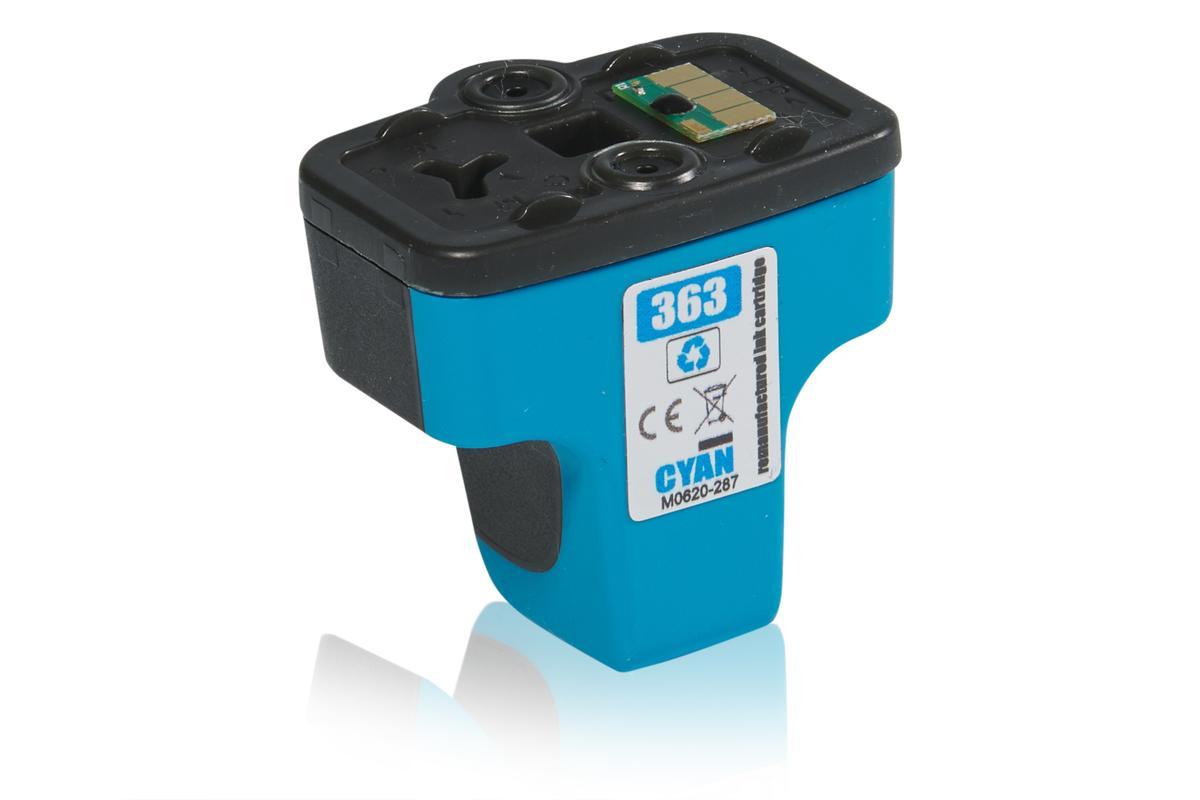 Kompatibel zu HP C8771EE / 363 Tintenpatrone, cyan