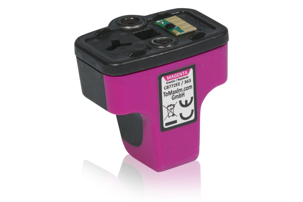 Kompatibel zu HP C8772EE / 363 Tintenpatrone, magenta