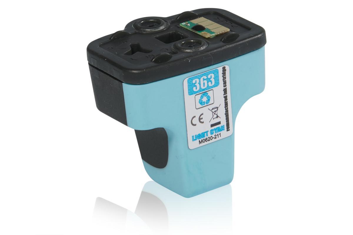Kompatibel zu HP C8774EE / 363 Tintenpatrone, light cyan