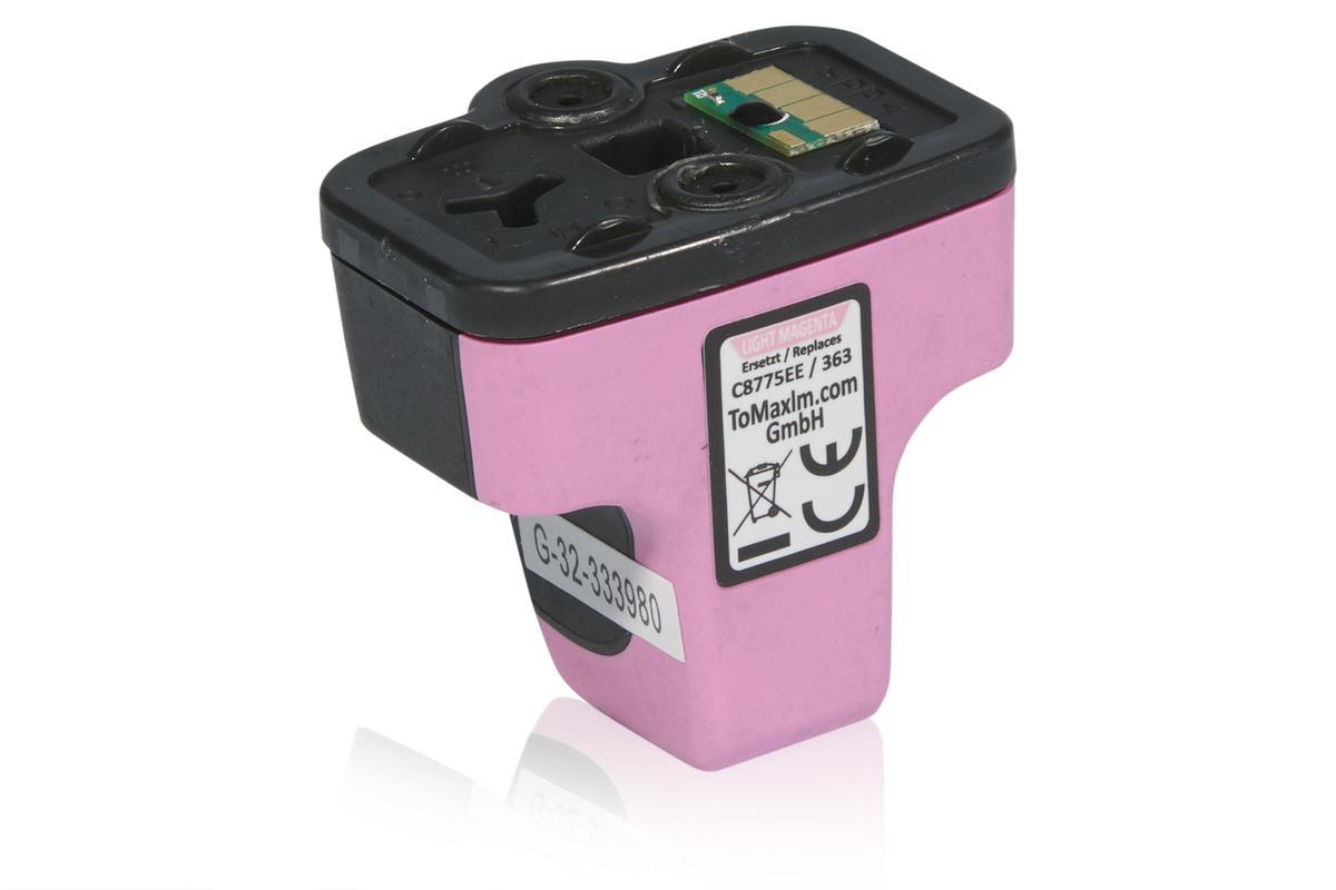Kompatibel zu HP C8775EE / 363 Tintenpatrone, light magenta