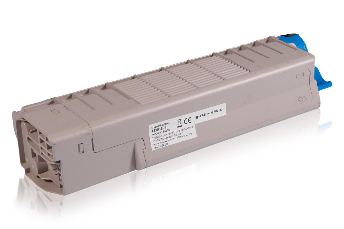 Kompatibel zu OKI 43381906 / C5600 / C5700 Tonerkartusche, magenta