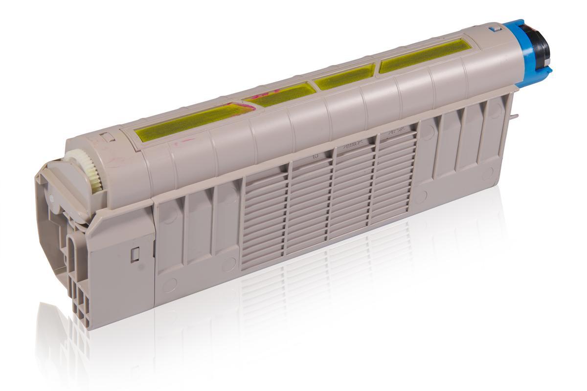 Kompatibel zu OKI 43872306 / C5650 / C5750 Tonerkartusche, magenta
