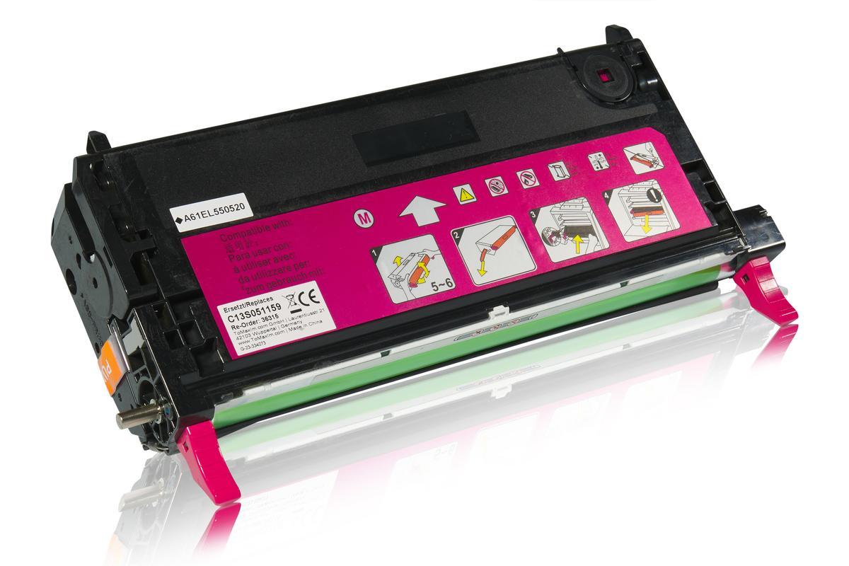 Kompatibel zu Epson C13S051159 / 1159 Tonerkartusche, magenta
