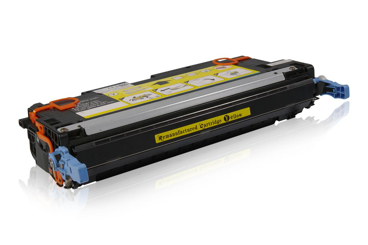 Kompatibel zu HP Q6472A / 502A Tonerkartusche, gelb