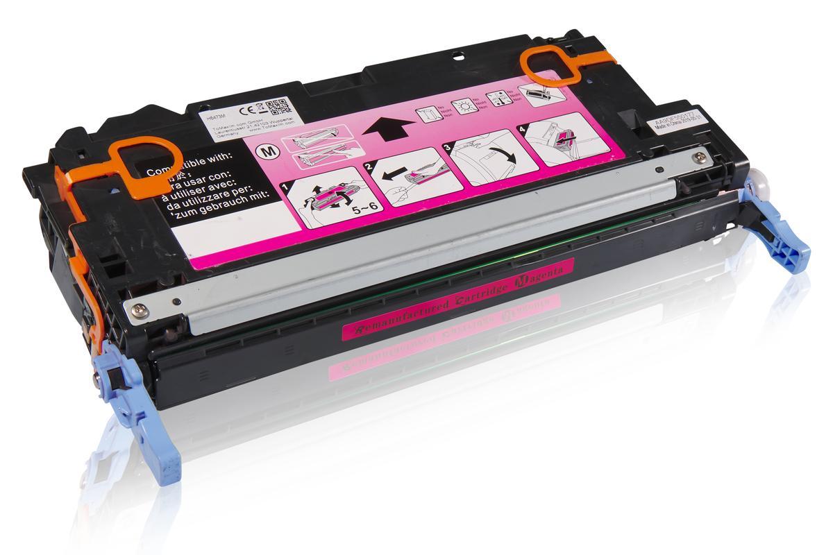 Kompatibel zu HP Q6473A / 502A Tonerkartusche, magenta