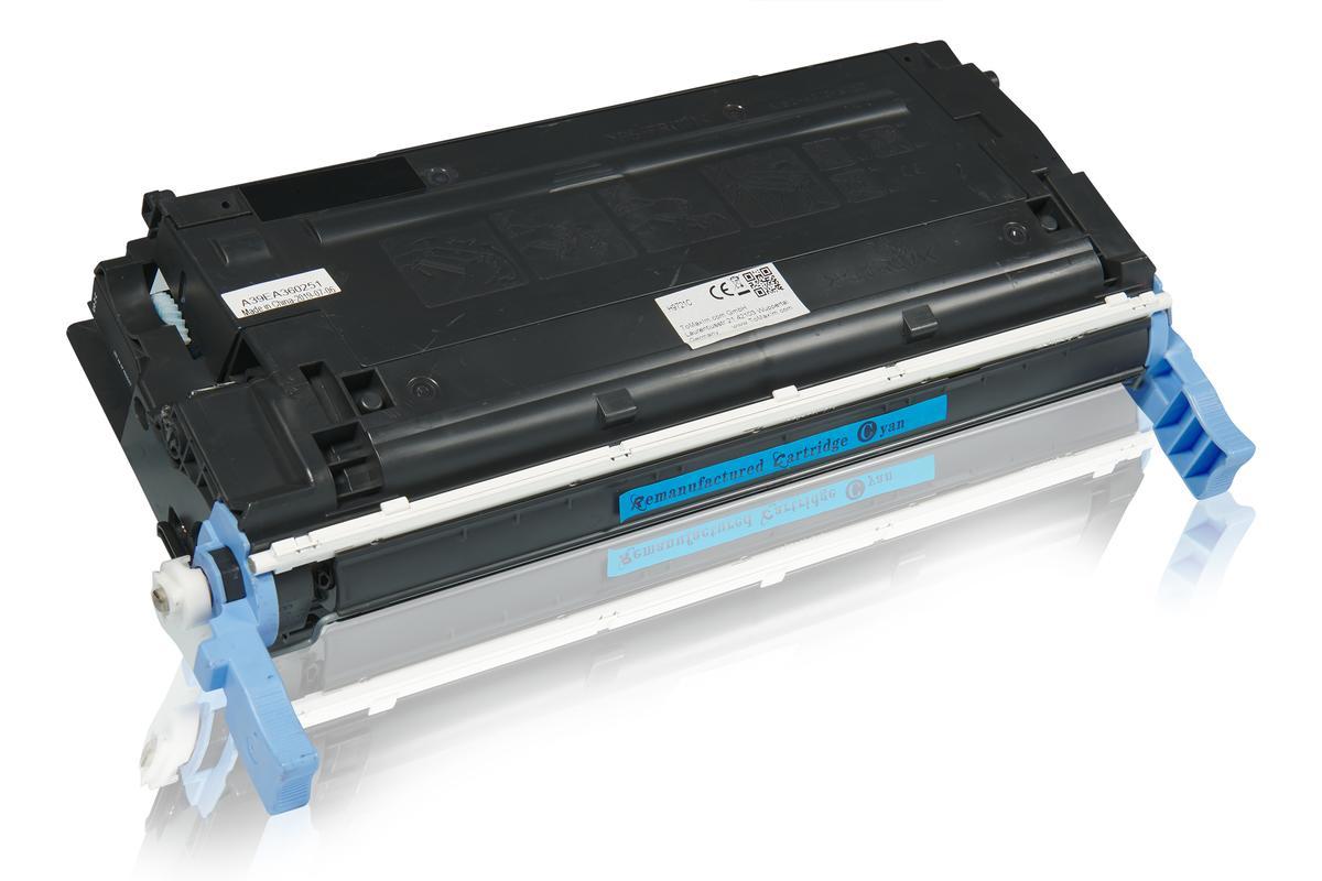 Kompatibel zu HP C9721A / 641A Tonerkartusche, cyan