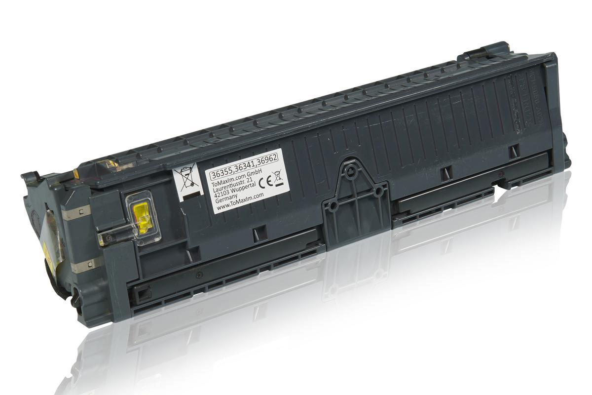 Kompatibel zu HP Q3962A / 122A Tonerkartusche, gelb