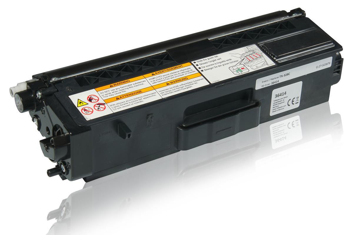 Kompatibel zu Brother TN-328BK Tonerkartusche, schwarz