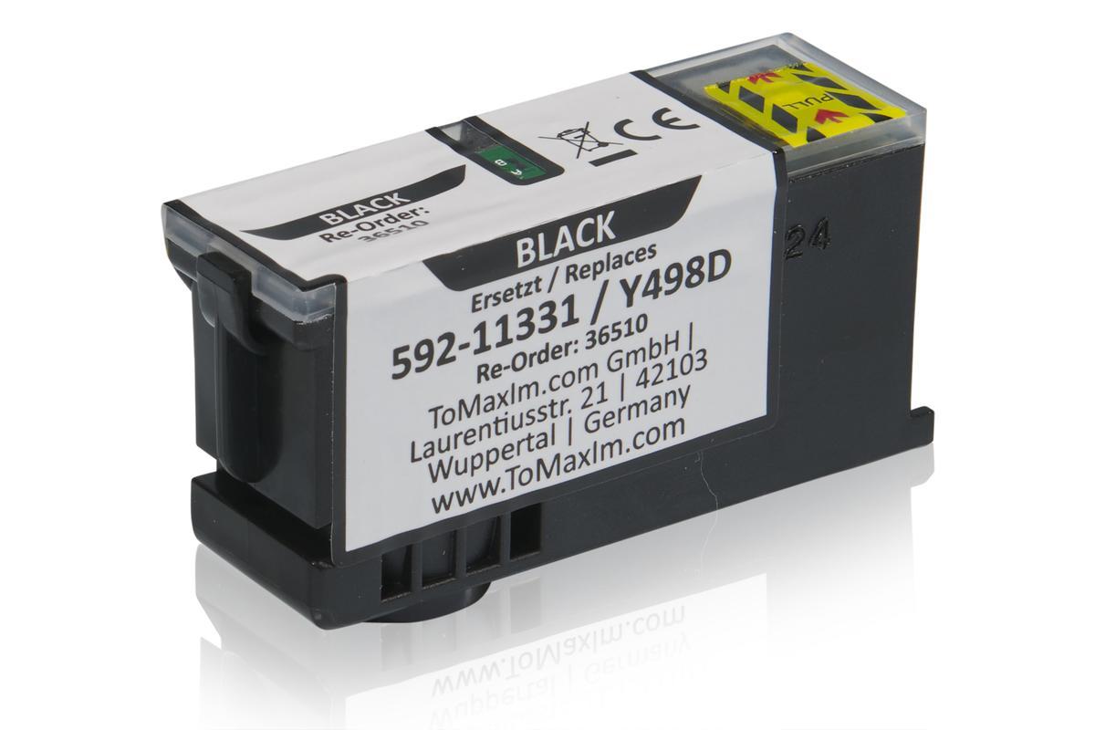 Kompatibel zu Dell 592-11331 / Y498D Tintenpatrone, schwarz