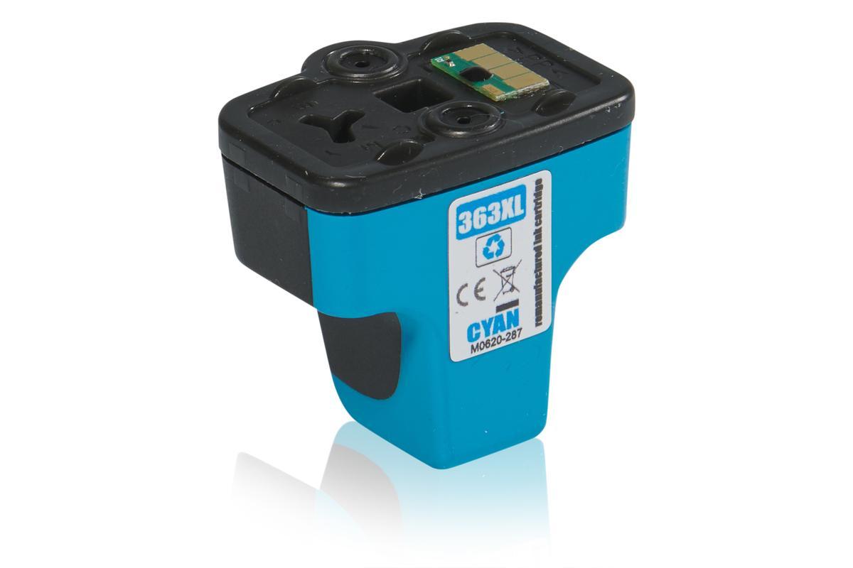 Kompatibel zu HP C8771EE / 363 XL Tintenpatrone, cyan