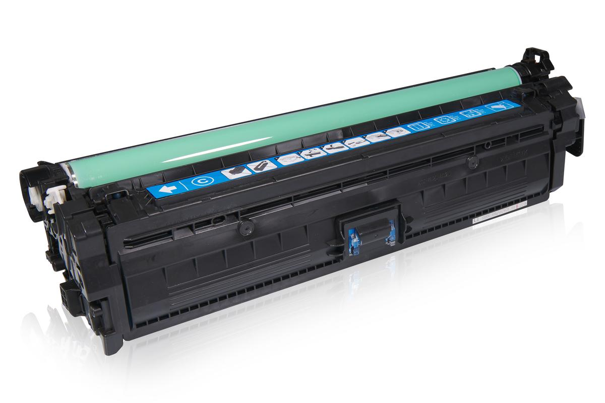 Kompatibel zu HP CE271A / 650A Tonerkartusche, cyan