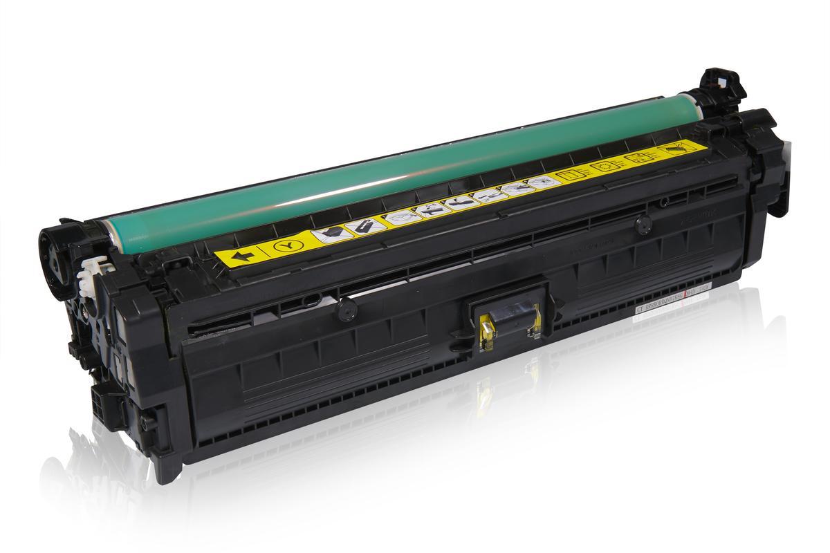 Kompatibel zu HP CE742A / 307A Tonerkartusche, gelb