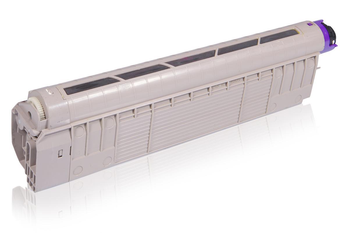 Kompatibel zu OKI 44059166 / C851 Tonerkartusche, magenta