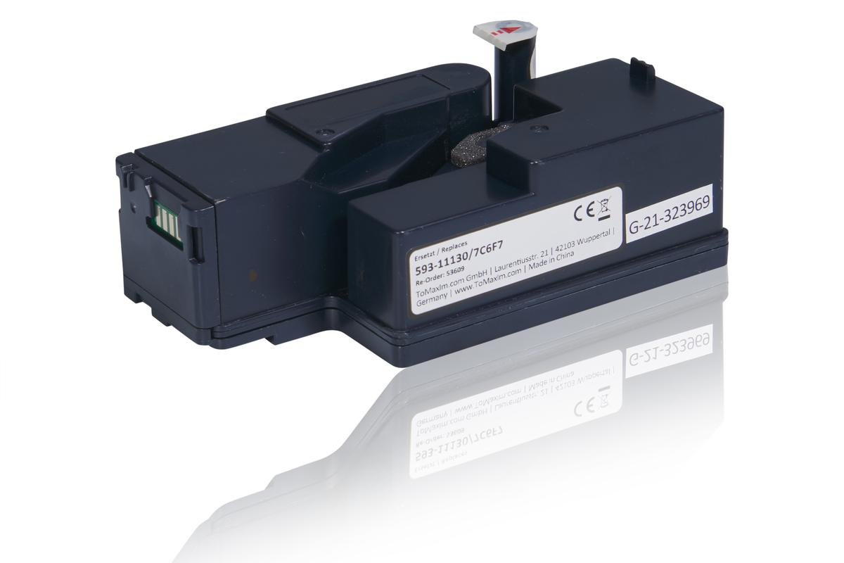 Kompatibel zu Dell 593-11130 / 7C6F7 Tonerkartusche, schwarz