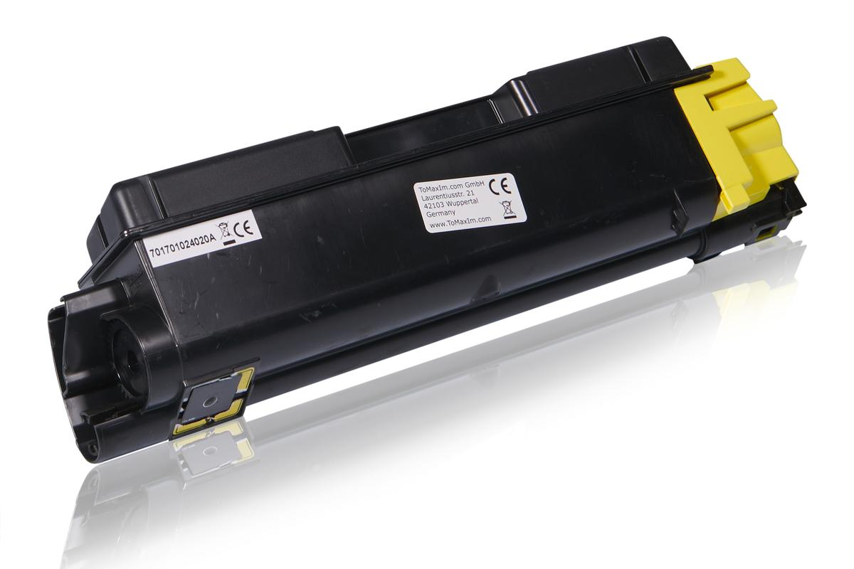Kompatibel zu Utax 4472610016 XL Tonerkartusche, gelb
