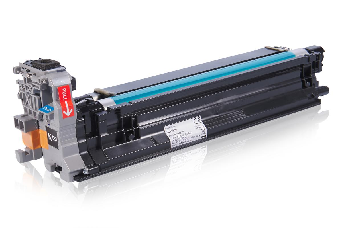 Kompatibel zu Konica Minolta A03100H Bildtrommel, schwarz