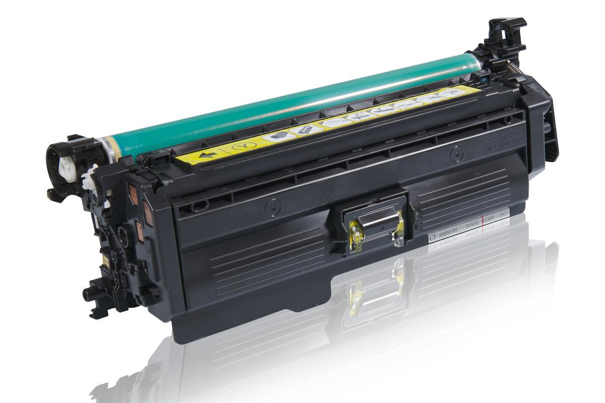 Kompatibel zu HP CF032A / 646A Tonerkartusche, gelb