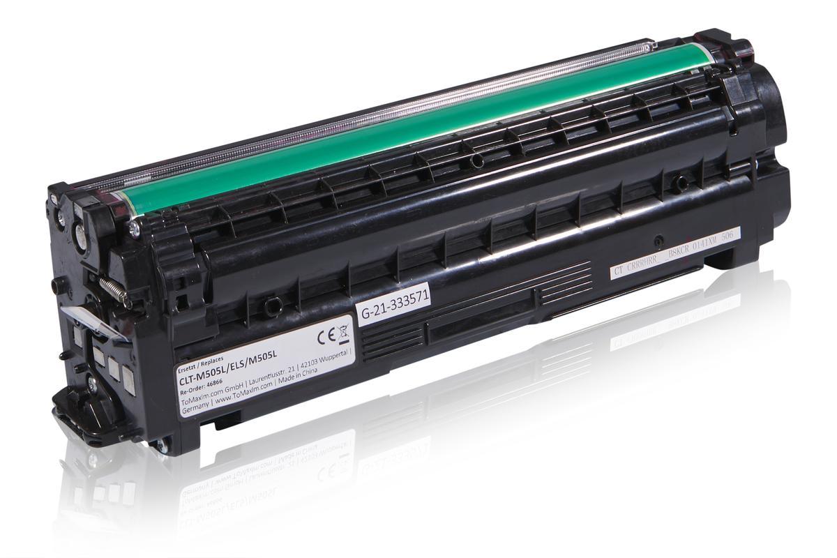 Kompatibel zu Samsung CLT-M505L/ELS / M505L Tonerkartusche, magenta
