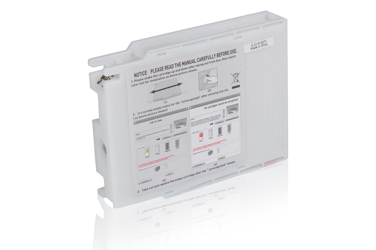 Kompatibel zu Epson C13T755240 / T7552 Tintenpatrone, cyan