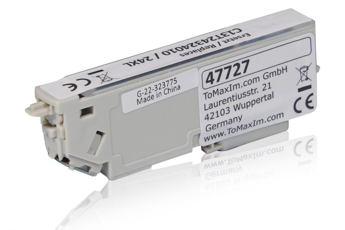 Kompatibel zu Epson C13T24324010 / 24XL Tintenpatrone, cyan