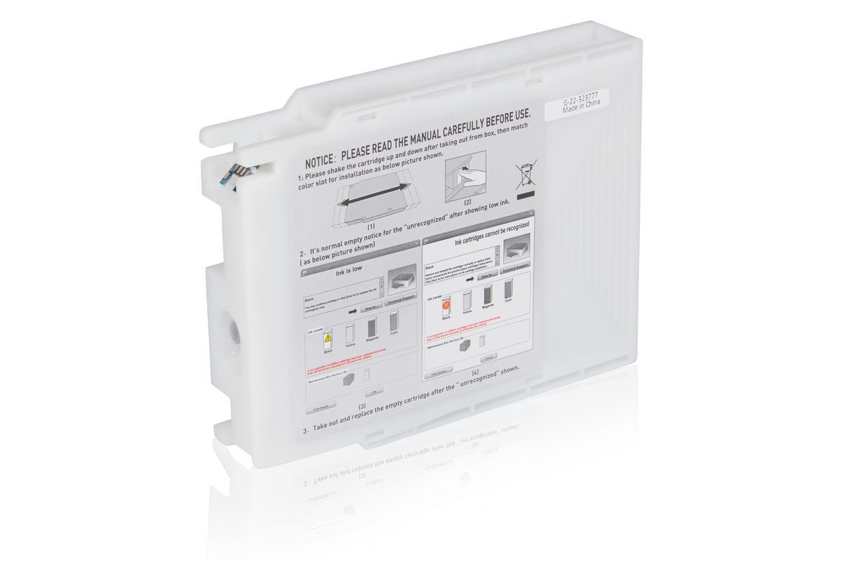 Kompatibel zu Epson C13T907340 / T9073 Tintenpatrone, magenta