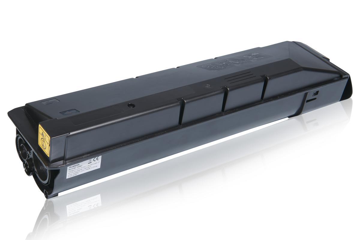 Kompatibel zu Kyocera 1T02LK0NL0 / TK-8305K Tonerkartusche, schwarz