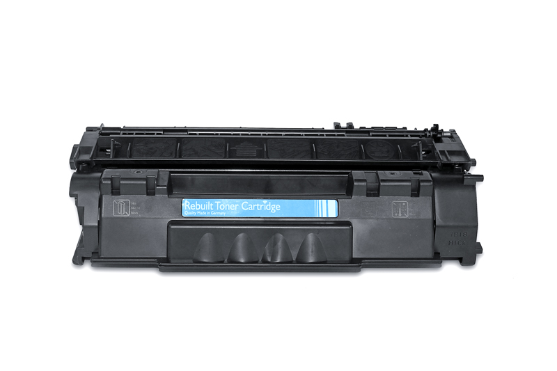 Compatible to HP Q7553A / 53A Toner black