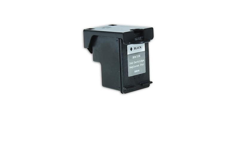 Kompatibel zu HP Nr 338 / C8765EE Tintenpatrone schwarz