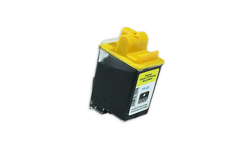 Kompatibel zu Olivetti B0384 / FPJ20 Tintenpatrone schwarz