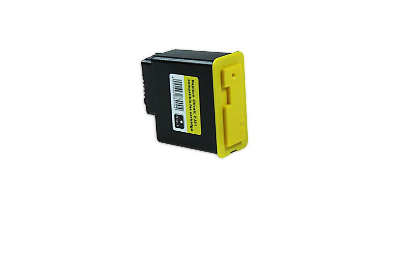 Kompatibel zu Olivetti FJ-31 / B0336 Tintenpatrone schwarz