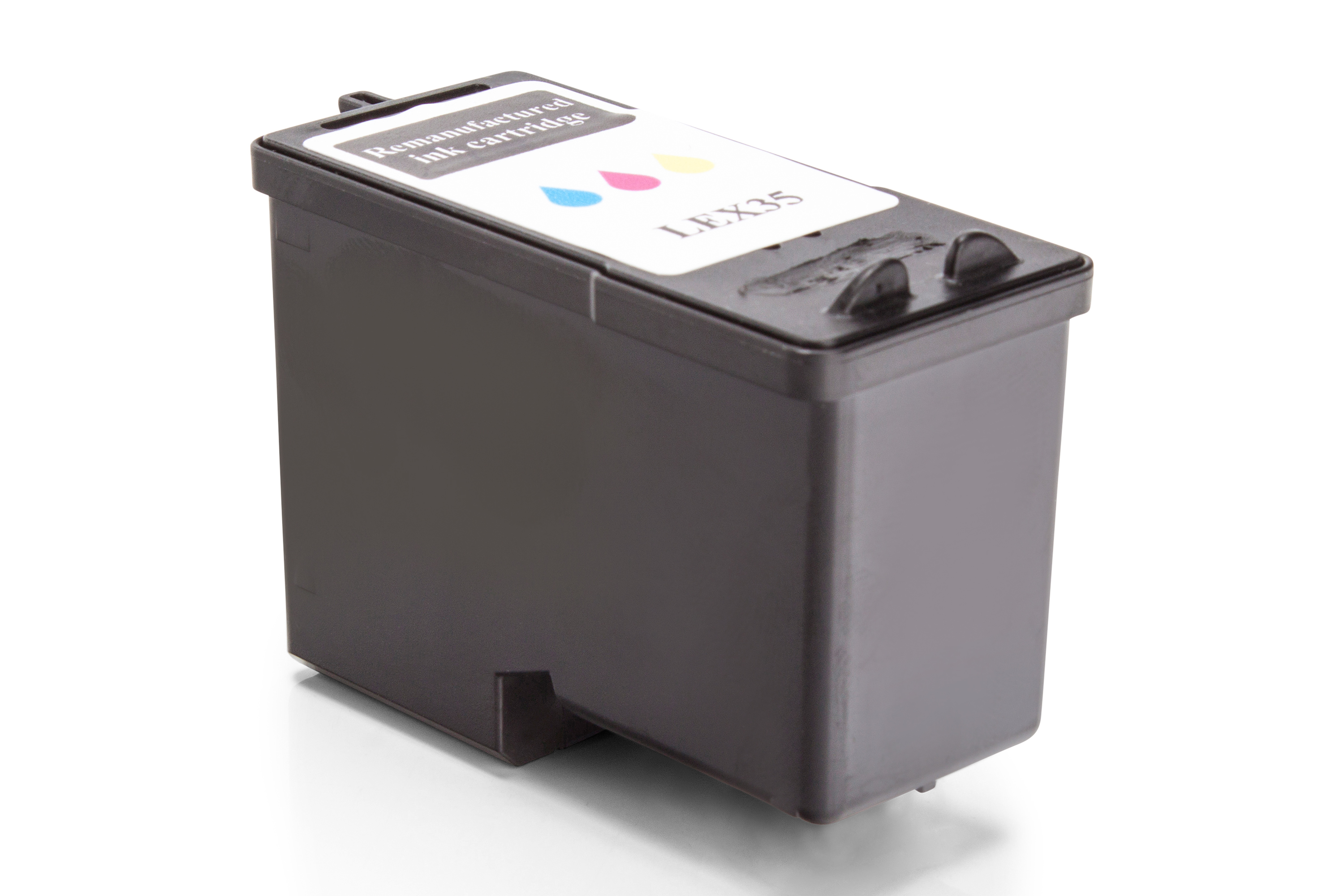 Kompatibel zu Lexmark 018C0035E / NO 35XL Tintenpatrone Color