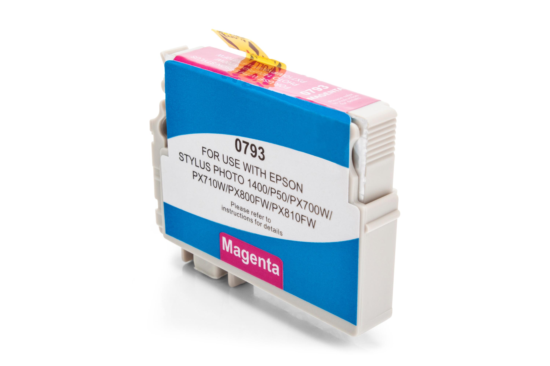 Kompatibel zu Epson T0793 magenta