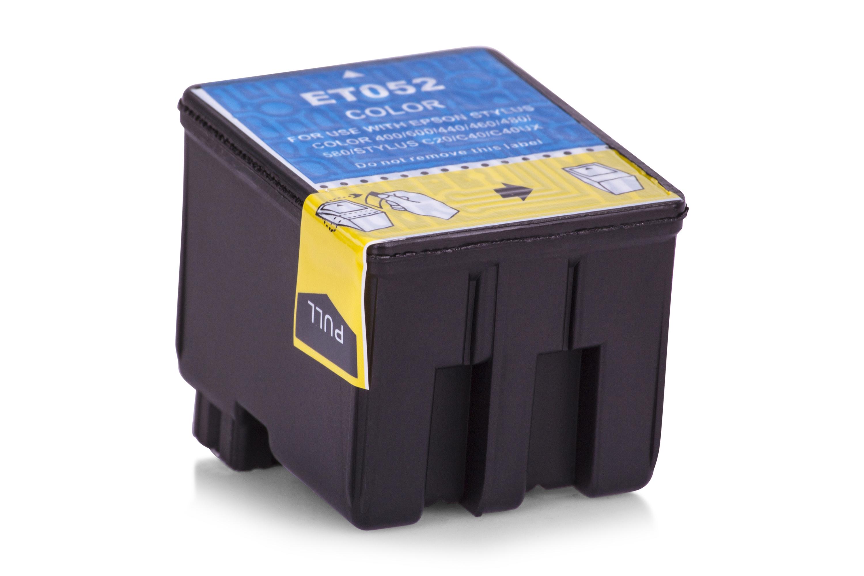 Kompatibel zu Epson C13T05204010 / T0520 Tintenpatrone Color