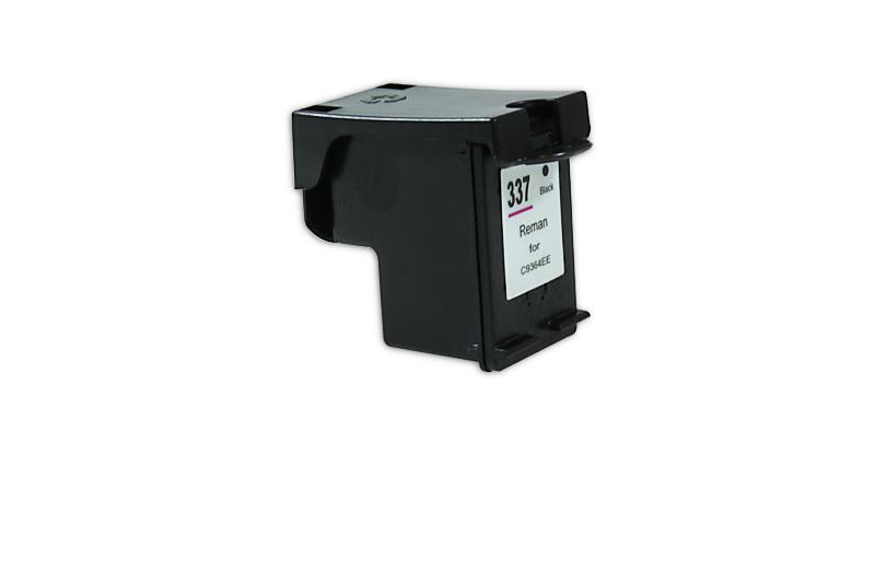 Kompatibel zu HP C9364EE / Nr 337 Tintenpatrone schwarz