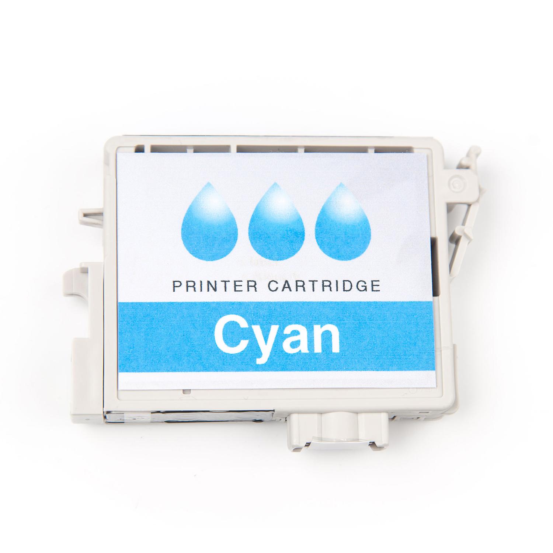 Kompatibel zu Xerox 016-2045-00 Festtinte cyan (5 Stück)