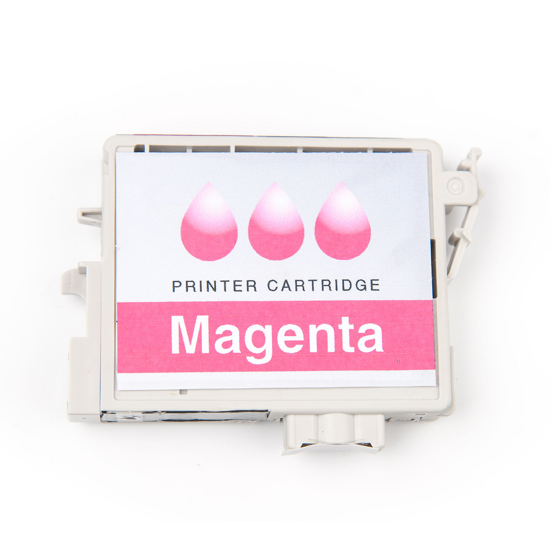 Kompatibel zu Xerox 016-2046-00 Festtinte magenta (5 Stück)