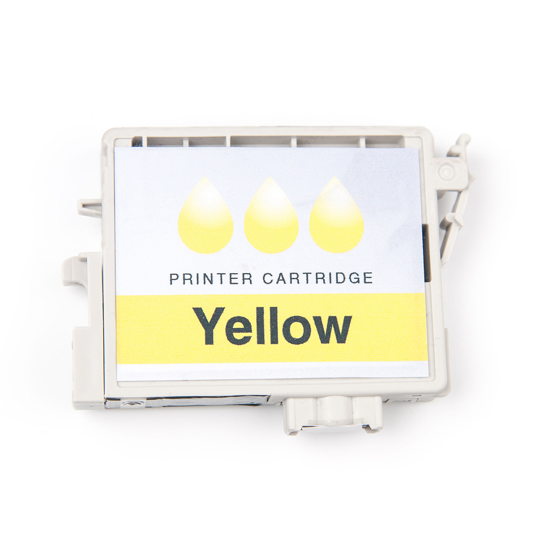 Kompatibel zu Xerox 016-2047-00 Festtinte gelb (5 Stück)