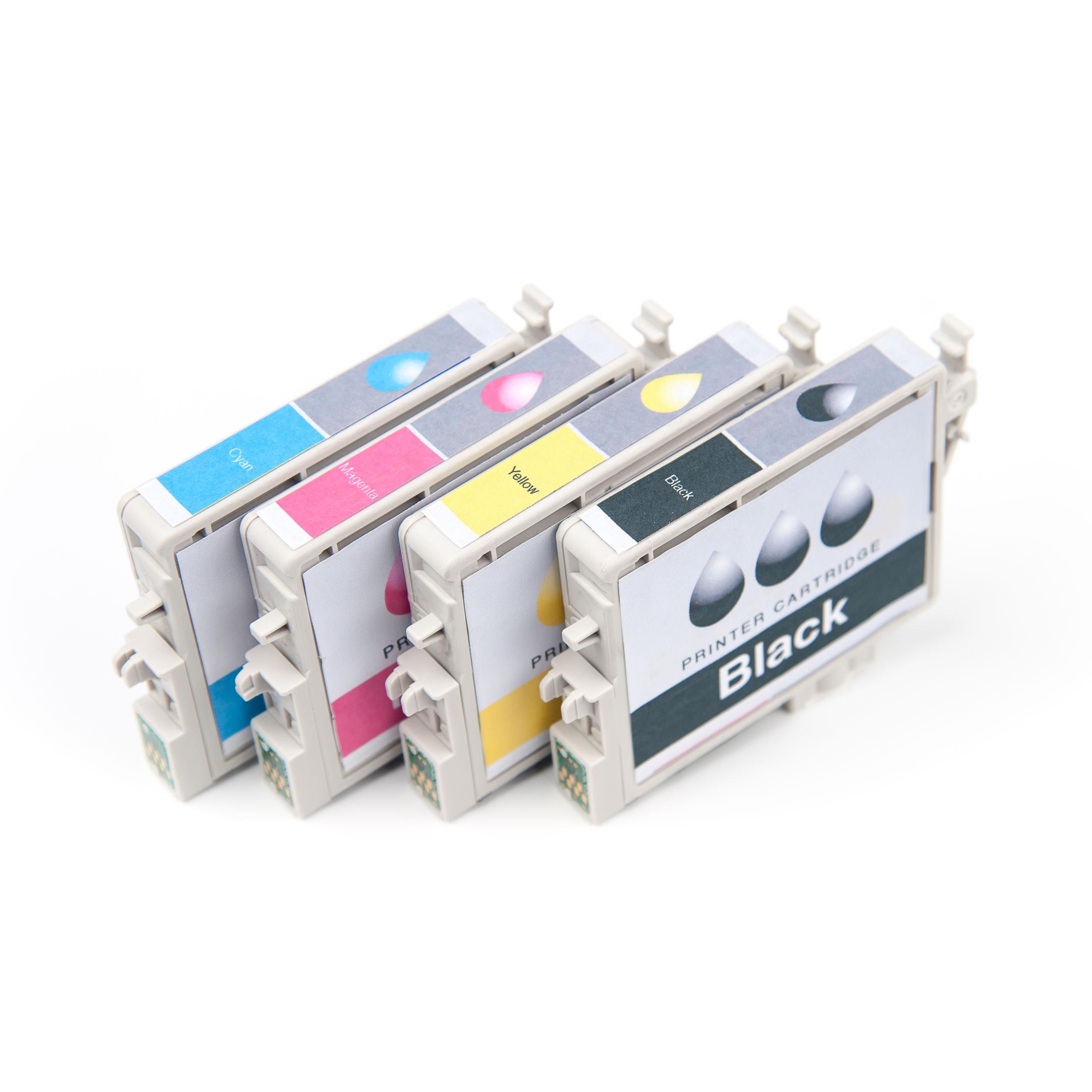 Kompatibel zu Lexmark 18C2140E / NO 37 Druckkopfpatrone color