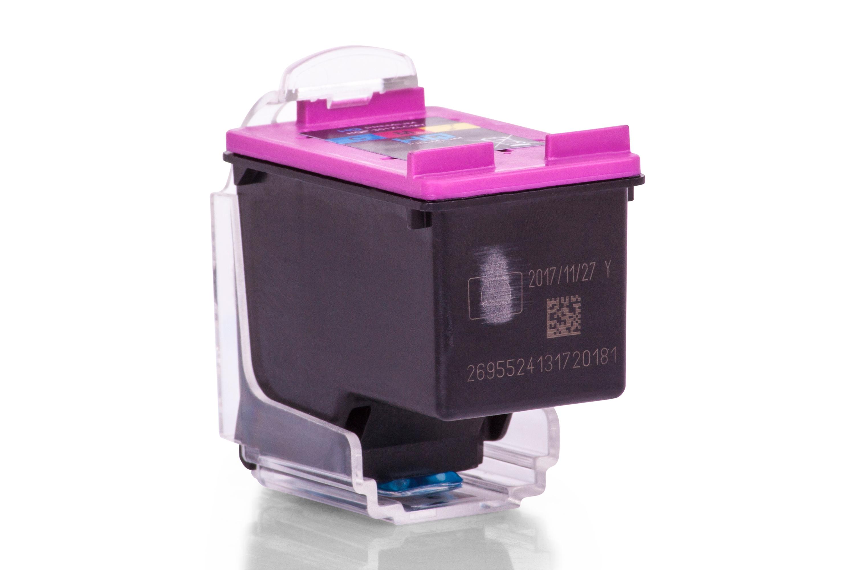 HQ-Premium Tintenpatrone ersetzt HP CH562EE / 301 Color XL