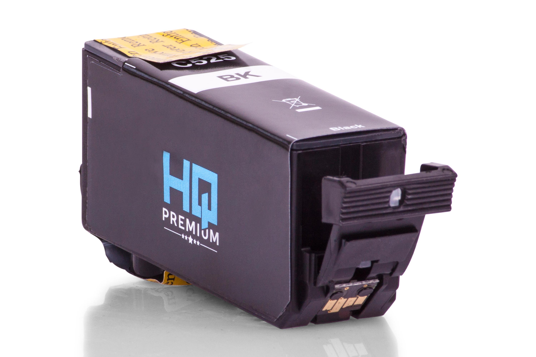 HQ-Premium Tintenpatrone ersetzt Canon 4529B001 / PGI-525PGBK Schwarz