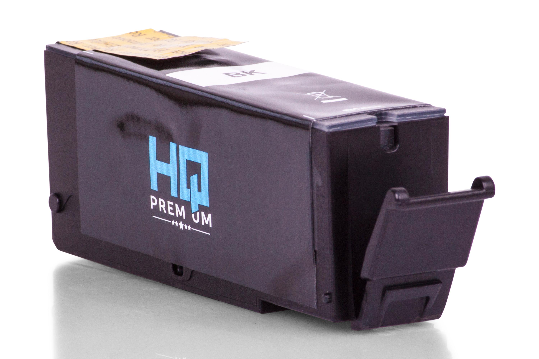 HQ-Premium Tintenpatrone ersetzt Canon 6431B001 / PGI-550PGBKXL Schwarz XL