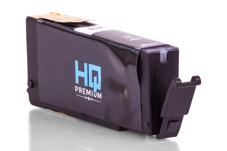 HQ-Premium Tintenpatrone ersetzt Canon 6443B001 / CLI-551BKXL Schwarz XL
